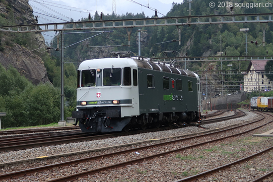 RailAdventure Re 620 003-4